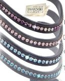 wave brilliance dressage browbands